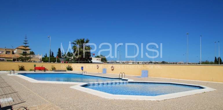 Bungalow Ground Floor  - Re-Sale - Torrevieja - Jardin del Mar