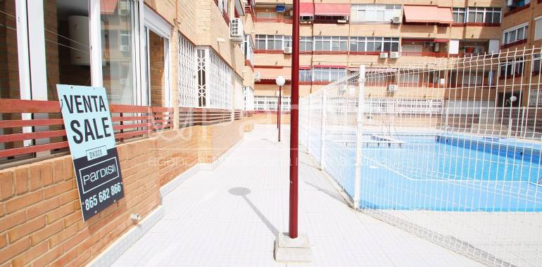 Apartment - Re-Sale - Torrevieja - Centre