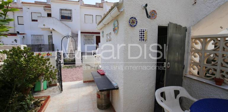 Bungalow Ground Floor  - Re-Sale - Torrevieja - El Chaparral