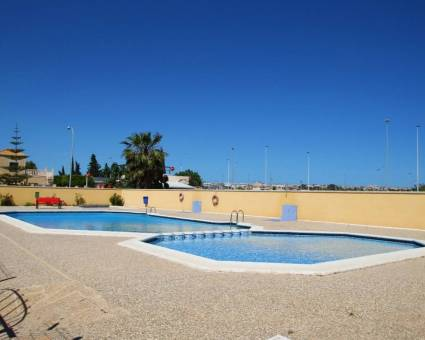 Bungalow Ground Floor  - Re-Sale - Torrevieja - Centre